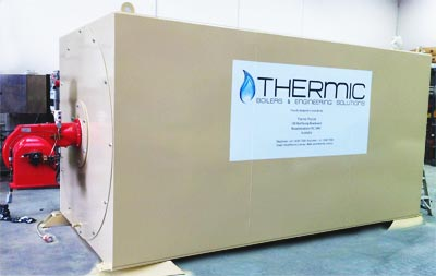 Industrial Heating & Boilers Melbourne, Industrial Heaters Melbourne Australia - Thermic Industries